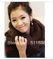 free shipping 2012 autumn and winter men &  women's knitted scarf