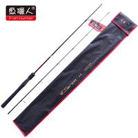 Fish Hunter March Series LMS001-662M Spinning Fishing Rods 1.98m M Power Fishing Rod