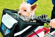 BestPet  Pet Dog Cat  green Bike Bag for PETCOMER A0044