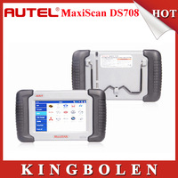 2013 Original Autel MaxiDAS DS708 Automotive Diagnostic System Full Package DS 708 Free Update Via Internet DHL Free Shipping