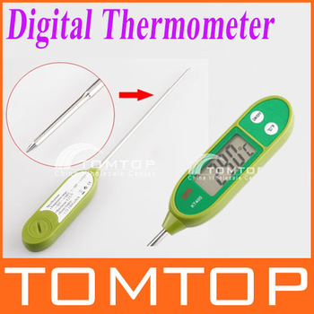 Digital Cooking Food Probe BBQ Household  Thermometer Kitchen Meat  ,freeshipping dropshipping  Wholesale