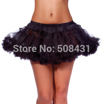 2014 New Arrival Summer Skirt Female Fashion Fluffy Sexy skirts Women Tutu Skirts For Lady Attractive Petticoat Free Shipping
