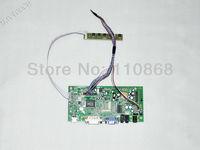 "2014 New High Quality HDMI+VGA+DVI+Audio LCD controller Kit for 15.6"" LP156WF4-SLB1 LED Screen1920x1080"