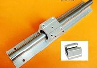 12mm Linear Guides rail bearings 1pcs SBR12 L400mm + 2pcs SBR12UU