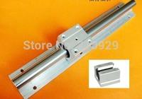 12mm Linear Guides rail bearings 1pcs SBR12 L650mm + 2pcs SBR12UU