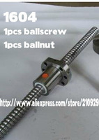 16mm  ball screws  SFU1604 L500mm