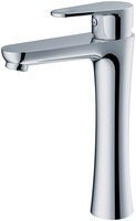 Tall bathroom faucets basin taps PY-19007 polish finish
