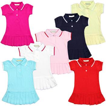 2013 new arrive  7 color  Tennis dress children girls dress good quality brand new  design dhildren clothing dress