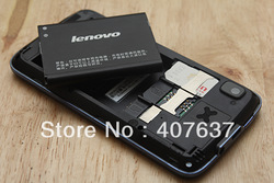 "Lenovo S560 Android4.0+MTK6577 Dual-core 1G Music phone 3G Dual SIM 4.0""WVGA IPS screen 4GB ROM Dolby YAMAHA kill P700i A789(China (Mainland))"