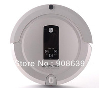 Free Shipping 2013 Most Popular Shining Logo 4 IN 1 (Sweep,Vacuum,Mop,Sterilize) Washing Vacuum Cleaner  Robot