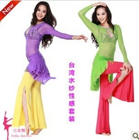 Wholesale 2013 new hot fashion and sexy Belly Dance clothes ,belly dancing practice clothes,belly dance wear (QC2077)