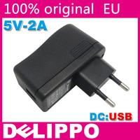EU Original DELIPPO 5V 2A USB for  Lenovo Pad P1 Huawei s7 Onda vi40 vi30 Tablet PC Power Adapter Charger