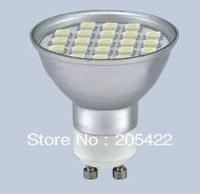 GU10 LED Bulb 3w 320LM 2800~3500k Warm White High Power. SMD 5050 LED Spot light bulb