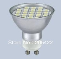 GU10 LED Bulb 3w 320LM 2800~3500k Warm White High Power. SMD 5050 LED Spot light bulb