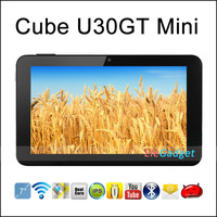 "Original 7"" IPS Capacitive Cube U30GT mini RK3066 Dual Core tablet PC 1G16G Bluetooth Android4.0.4"