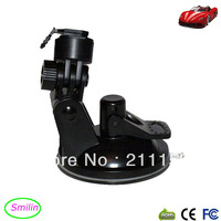 Free Shipping Good Quality Car Camera Suction Mount Holder for CR47 668 H-302A Car Black Box Unique  mini Car Braket Best Gift