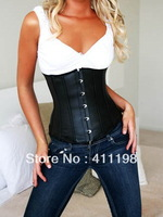 aolover 2013 new style slim fashion women corsets L7025 plus size wholesale xl lady Bustiers & Corsets body shapers