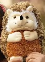Plush toy small hedgehogs3 doll wedding gift doll cloth doll