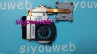 NEW&Original CPU HEATSINK & FAN ASSEMBLY 612355-001 for HP COMPAQ CQ62 G62 G72 laptop free shipping