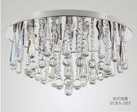 Free  shipping +Restaurant lights modern crystal chandelier living room lights dining room CL9123-6