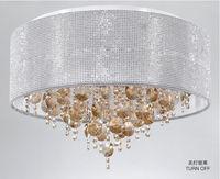 Free  shipping +Restaurant lights modern crystal chandelier living room lights dining room  CL91102-600