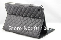 Free Shipping 7 Colors Stand Leather Case Cover With CC Logo For Apple iPad Mini 7.9'' Tablets