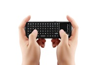 iPazzPort Air flying squirrels Mini Wireless Keyboard and Mouse Touchpad