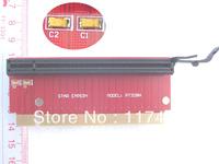 PCI EXPRESS 16X RISER CARD LEFT Slot Adapter PCI-E 40mm X16 (Star Empery PT328H)