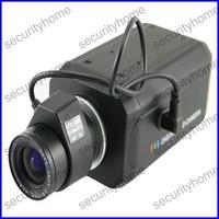 Mini Sony SUPER HAD CCD 600TVL D-WDR 2.8-12mm Auto IRIS OSD CCTV Box Camera