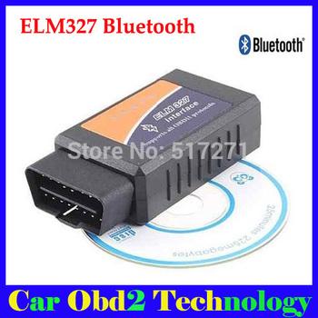 Wholesale Price ELM327 Bluetooth OBDII V1.5 CAN-BUS Diagnostic Interface Scanner,Bluetooth ELM 327 OBD 2 Car Scan Tool
