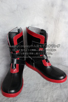 Fullmetal Alchemist Edward Elric  cosplay shoes boots  Custom-Made