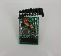 wireless transmitter module 315MHZ(260MHZ-440MHZ)
