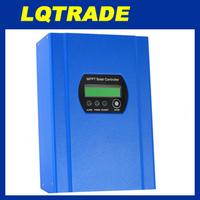 Adopting advanced MPPT technology+high conversion efficiency+12V/24V/48V 40A solar controller