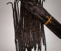 6PCS per pack hot sales Vanilla Natural Madagascar vanilla beans, vanilla bean promotion Free shipping