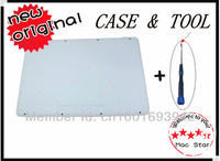 "100% New!!! 13"" Laptop Bottom Case For Macbook A1342 MC207 MC516 Cover & Tool"