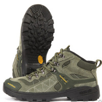 GS1034 Outdoor hiking shoes male high thermal breathable winter male walking shoes 8507