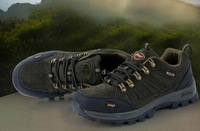 Fashion MEN leather outdoor climbing shoes  size 39-44