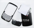 Black High Quality full Housing Case Cover For Blackberry Curve 8520(China (Mainland))