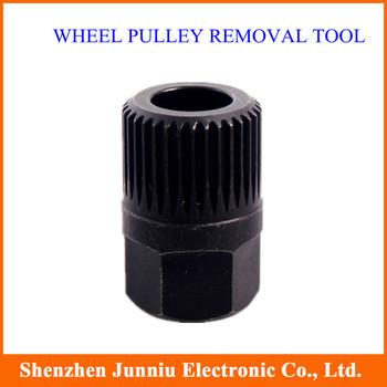Alternator Clutch Free Wheel Pulley Removal Tool 33 Spline for VW AUDI FORD PEUGEOT 33TxH17 Free Shipping