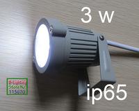 floodlight Outdoor lamp led ip65 3w 12v 24v 100-240v warm white cool white rgb,flood light free shipping