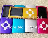 plum flower shaped key mp3/mp4 player 16GB internal memory 1.8'' 4th music player with SPEAKER 30pcs/lot
