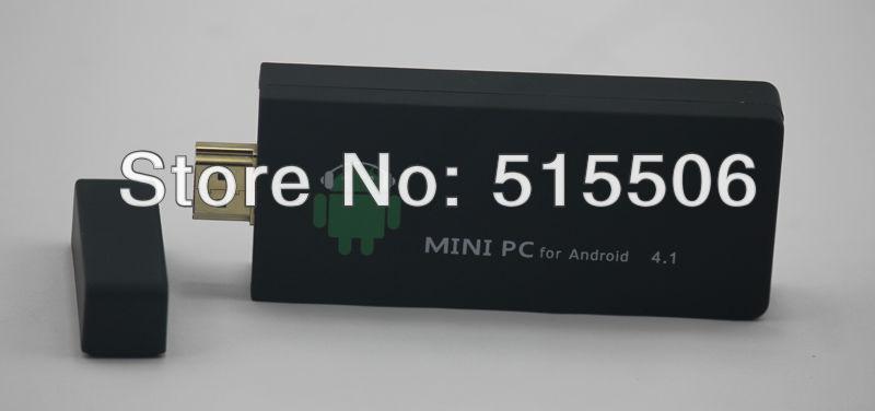 Android 4.1 mini pc MK802 III Dual Core CPU 1.6GHZ latest original version Free Shipping(China (Mainland))