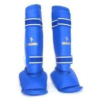 kangrui boxing shin guard sanda mma protection gear free shipping