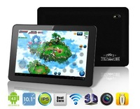 """10.1"""" Cube U30GT Dual Core 1280x800 IPS tablet PC with 1.6G RK3066 1G RAM 16G Flash WiFi Bluetooth HDMI Dual Camera Android 4.0"""