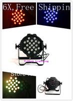 6pcs/lot  free shipping new design no-waterproof high power par light 4w*21 LED cast light flood lamp 100w