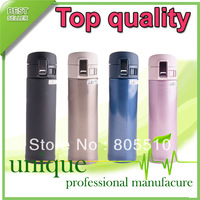 50PCS/CTN,Stainless Steel Thermos Vacuum Coffee Flask  500ml SM-KA48-BAM,FREE SHIPPING