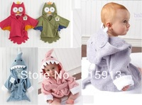 Free Shipping children 's bathrobe / bathrobe Children / bathrobes
