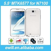 DHL/EMS free shipping for samsung galaxy note 2 N7100 phone ,for n7100 smart phone