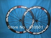EMS free shipping &Top Features of the DURA-ACE C50 Tubular and Clincher carbon wheelset Wheels with spoken and hub 50mm