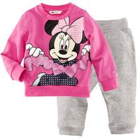 Latest Style 6 Sets/Lot Baby Kids Pajamas Children   2-7 years baby  baby set XC-106